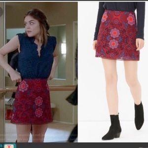 """Sandro """"Lily"""" Lace Mini Skirt 2 (US M)"""